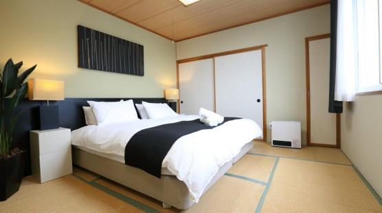 2 BEDROOM KITCHENETTE SUITE | Boutique Hotel in Hakuba, Japan